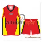 Basketball Jersey (Tiger)