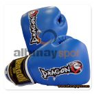 Dragon Attack Boxing Gloves Blue